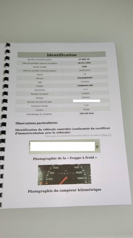 Corrado G60 - Tornado Red - Page 5 IMAG2168